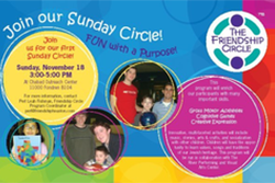 Friendship Circle Flyer